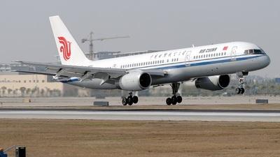 B-2820 - Boeing 757-2Z0 - Air China