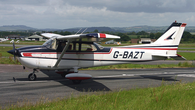 A picture of GBAZT - Cessna F172M - [0996] - © Ian Howat