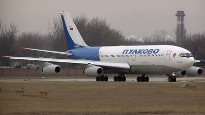 RA-86092 - Ilyushin IL-86 - Pulkovo Aviation Enterprise