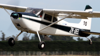 ZK-BEL - Cessna 180 Skywagon - Southair