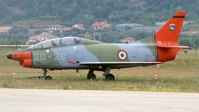 MM6326 - Fiat G91-T/1 - Italy - Air Force