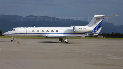 N767FL - Gulfstream G-V - Private