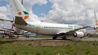 TU-TSC - Boeing 737-522 - Air Ivoire