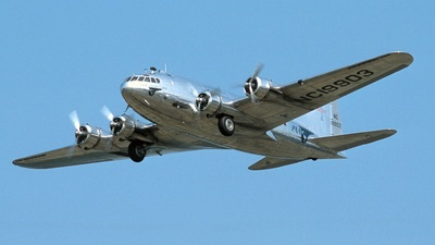 NC19903 - Boeing 307 Stratoliner - Pan Am