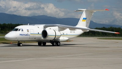 UR-YVA - Antonov An-74TK-300D - Ukraine - Government