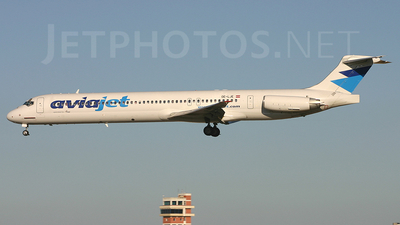 OE-LJE - McDonnell Douglas MD-83 - Aviajet (MAP Executive Flightservice)