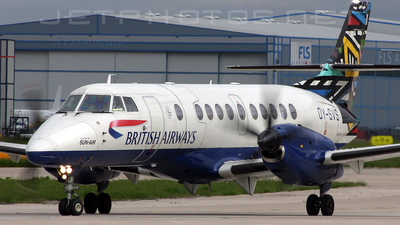 OY-SVS - British Aerospace Jetstream 41 - British Airways (Sun-Air)