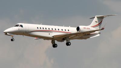 PP-VVV - Embraer ERJ-135BJ Legacy - Private