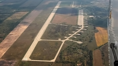 UKRN - Airport - Airport Overview