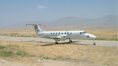 OY-GEG - Beech 1900C - Aviation Assistance