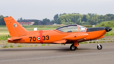 MM54525 - SIAI-Marchetti SF260AM - Italy - Air Force
