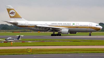 5A-DLY - Airbus A300B4-622R - Libyan Arab Airlines