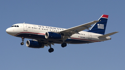 N801AW - Airbus A319-132 - US Airways (America West Airlines)