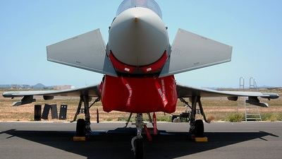 11-02 - Eurofighter Typhoon F.2 - Spain - Air Force