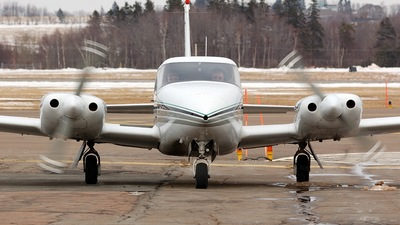 A picture of CGOWD - Piper PA30 Twin Comanche - [30748] - © Ed Morrissey