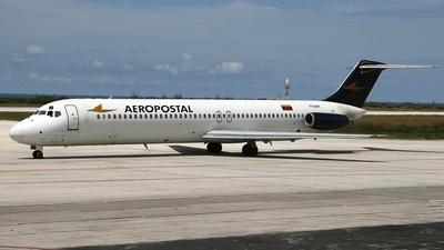 YV138T - McDonnell Douglas DC-9-51 - Aeropostal - Alas de Venezuela