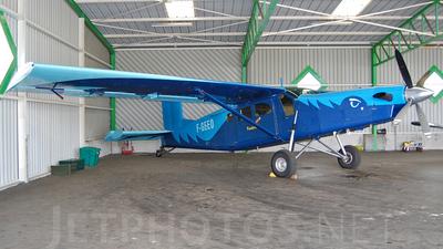 F-GEEO - Pilatus PC-6/B1-H2 Turbo Porter - Private