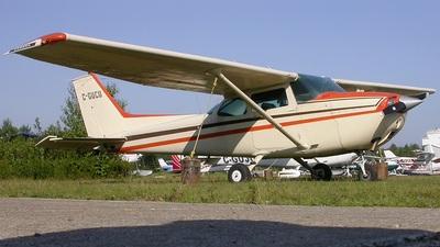 C-GUCU - Cessna 172M Skyhawk - Private