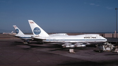 N531PA - Boeing 747SP-21 - Pan Am