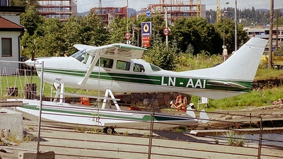LN-AAI - Cessna TU206G Turbo Stationair - Private