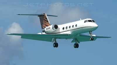 A picture of N220JR -  - [] - © Olaf Juergensmeier