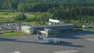 EFTP - Airport - Ramp
