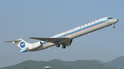 B-2126 - McDonnell Douglas MD-82 - China Northern Airlines