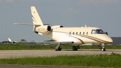 N372AS - Gulfstream G150 - Private