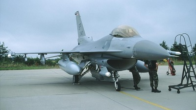91-0342 - Lockheed Martin F-16CJ Fighting Falcon - United States - US Air Force (USAF)