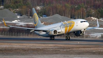 OY-PSA - Boeing 737-8Q8 - Primera Air Scandinavia