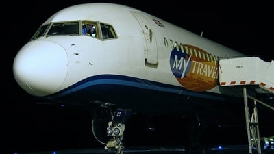 G-JALC - Boeing 757-225 - MyTravel Airways