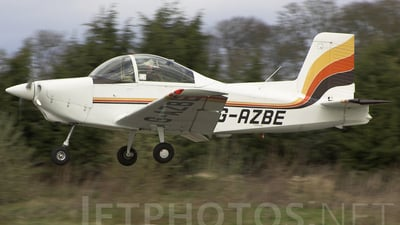 A picture of GAZBE - AESL Airtourer Super 150 - [A535] - © Oliver Holmes