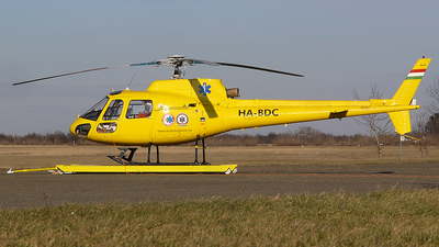 HA-BDC - Aérospatiale AS 350B Ecureuil - OMSZ Légimentõ (Air Ambulance Hungary)