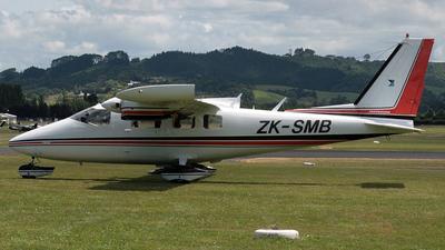 ZK-SMB - Partenavia P.68C Victor - Systems Advisory Services