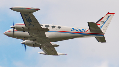 A picture of DIBON - Cessna 340A - [340A0603] - © Jarek Borzyszkowski
