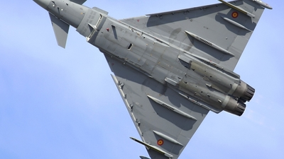 C.16-22 - Eurofighter Typhoon EF2000 - Spain - Air Force