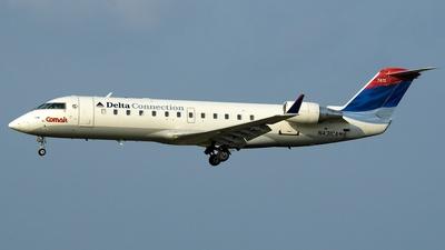 N431CA - Bombardier CRJ-100ER - Delta Connection (Comair)