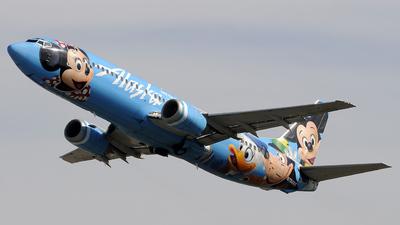 N784AS - Boeing 737-4Q8 - Alaska Airlines