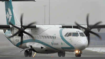 I-ADLM - ATR 72-212A(500) - Air Dolomiti
