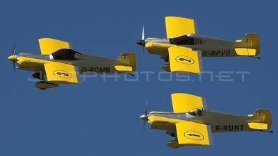 G-RUNT - Cassutt Racer IIIM - Private