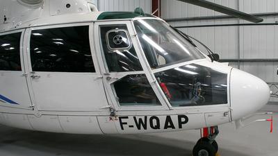 F-WQAP - Aérospatiale SA 365N Dauphin 2 - Private