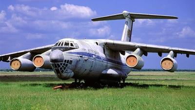 CCCP-76501 - Ilyushin Il-76 - Aeroflot