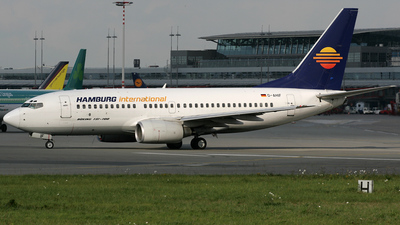 D-AHIF - Boeing 737-73S - Hamburg International