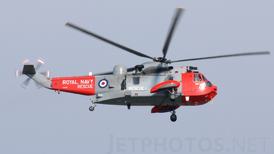 XV670 - Westland Sea King HU.5SAR - United Kingdom - Royal Navy