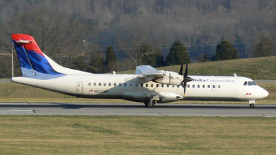 N633AS - ATR 72-212 - Delta Connection (Atlantic Southeast Airlines)