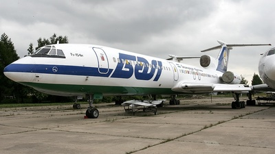 RA-85825 - Tupolev Tu-154M - Bashkirian Airlines