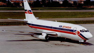 G-BGDB - Boeing 737-236(Adv) - GB Airways