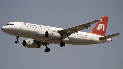 VT-EVR - Airbus A320-231 - Indian Airlines