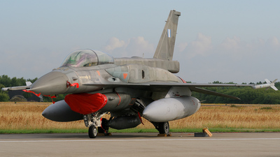 609 - Lockheed Martin F-16D Fighting Falcon - Greece - Air Force