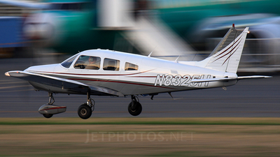 A picture of N8325H - Piper PA28161 - [288116130] - © Jeremy Lindgren